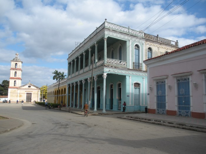 Town of Villa Clara, Cuba