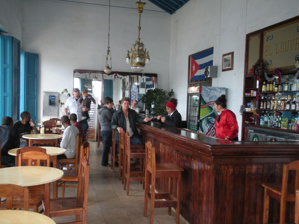 Local Tavern at Caibarién, Villa Clara, Cuba