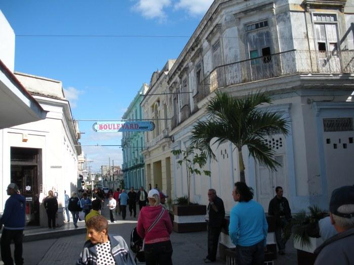 Streets of Santa Clara, Cuba