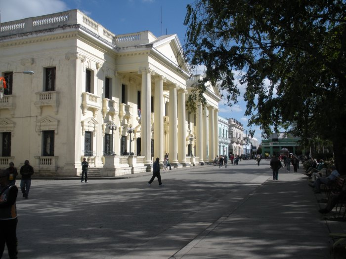 Teatro La Caridad Santa Clara, Cuba