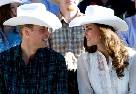 Prince William and Duchess Kate in Calgary Photo Credit: nadinejolie.com