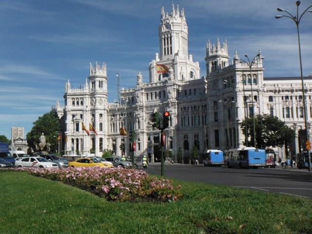 Palacio de Telecomunicaciones, Madrid