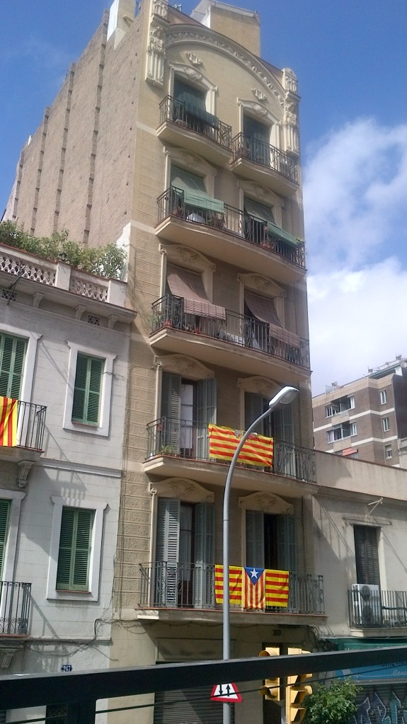 Catalonia Architecture Barcelona City