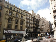 Historical Buildings of Barcelona