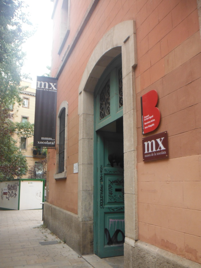 Museum  of Chocolate (Museu de la Xocolata)