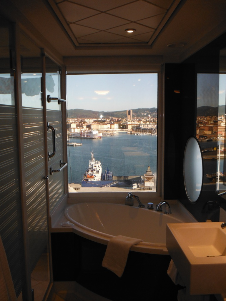 larkycanuck.com | Travel Adventures | Norwegian Cruise Line (NCL) | Room with a view