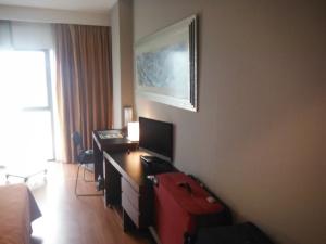Interior room of Hotel Solvasa Barcelona