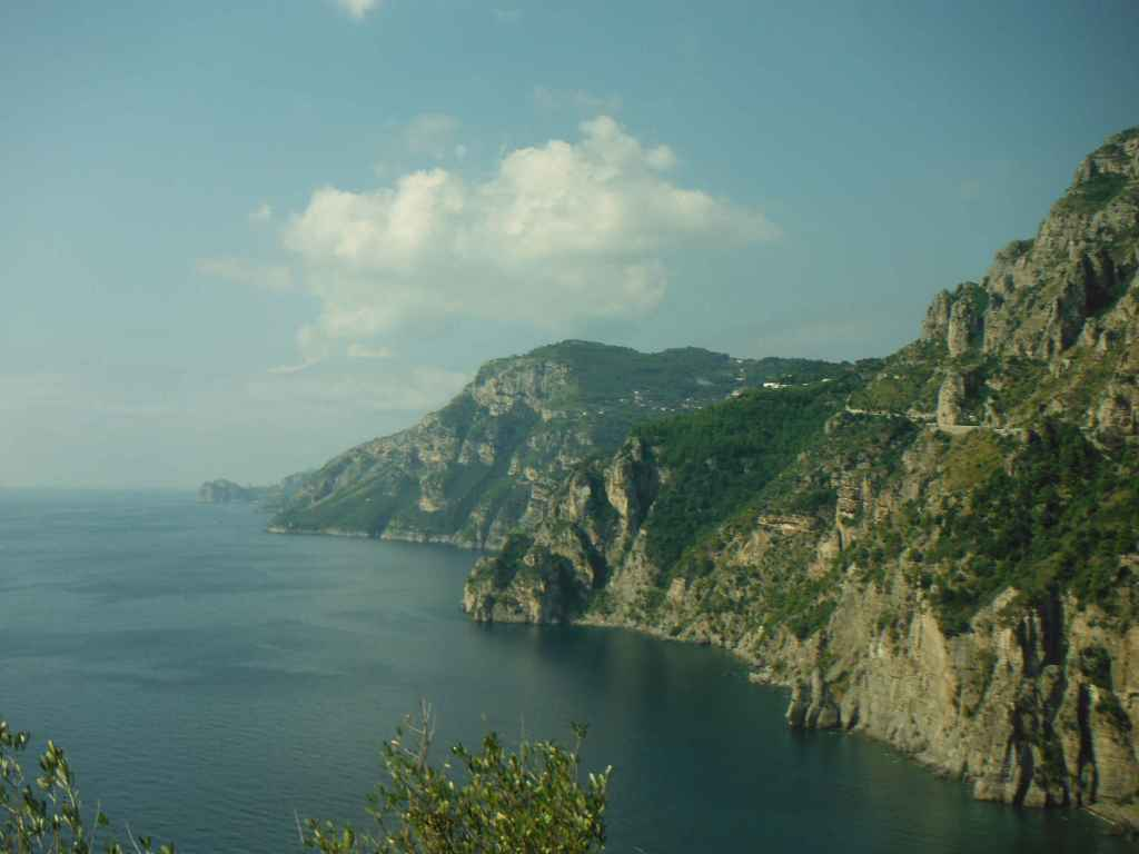 Amalfi Coast(Foodie Tip - If you pre-arrange the tour with Michele, you can ask him to bring some samplings of pastry made by his brother)
