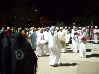 Traditional Omani Dance