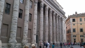 The Pantheon dates back to BC era