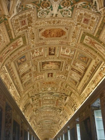 Inside the Vatican Museum