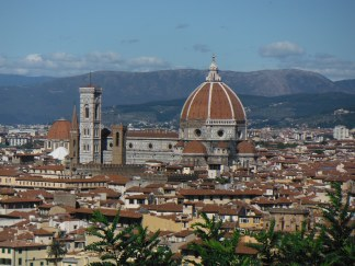 Basilica of San Lorenzo in the centre of Florence