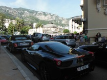 What else did you expect to see at the The Monte Carlo Casino?