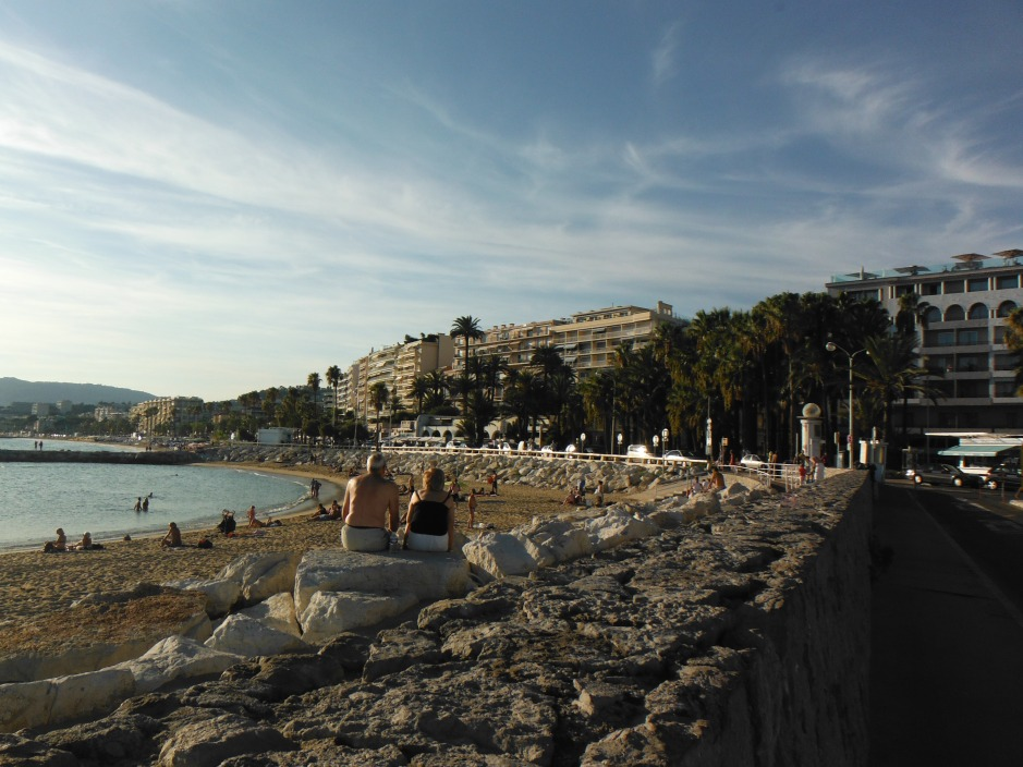 The Corniche at Cannes