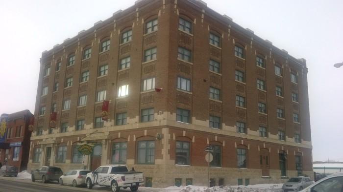 The Bushwakker of Regina | Canada | Travel Adventures | Larkycanuck.com