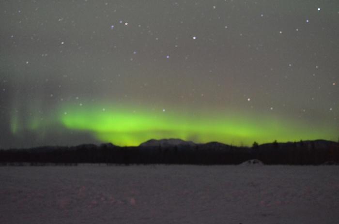 Northern Lights - Aurora Borealis Tour in Whitehorse | Yukon | Canada | Travel Adventures | Larkycanuck.com