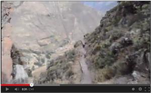 Peru Hiking Cusco Pisac Intihuatana Video