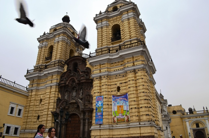 Things to do, places to visit in Lima Peru | Budget Adventure Travel