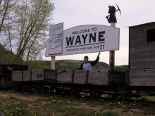 Wayne, Alberta Pop: Then 2490. Now 27! | Budget Adventure Travel | Canada Travels | Travel Alberta