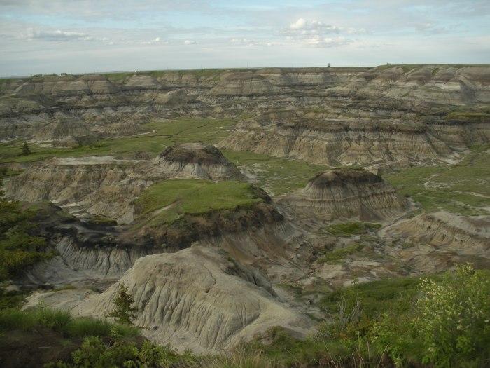 Wayne, Alberta Pop: Then 2490. Now 27! | Budget Adventure Travel | Canada Travels | Travel Alberta